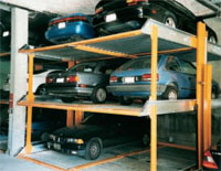 Parking Lift System